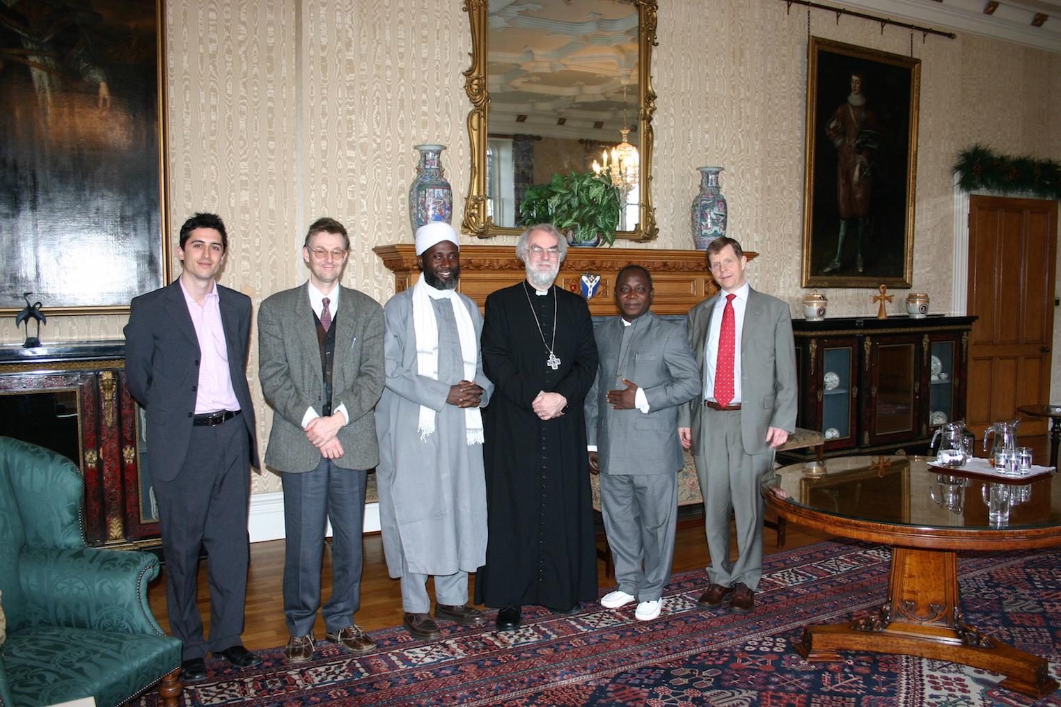 I&P at Lambeth Palace