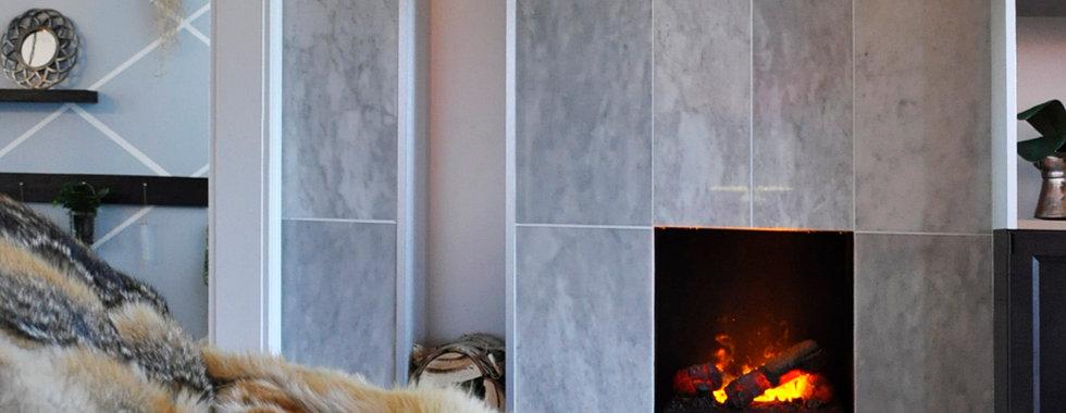 Réalisation Atelier C3 design - foyer à vapeur