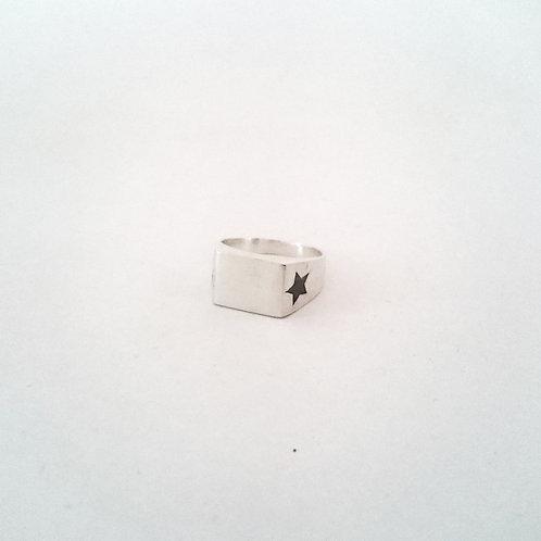 טבעת STARING 2- כסף 925