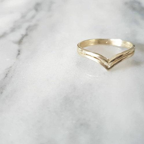 טבעת וונדר וומן- זהב