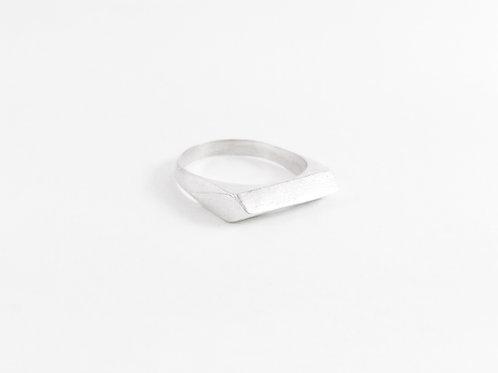 טבעת RHOMBUS- כסף 925