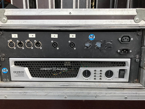 AMPLIFICATEUR CFREST AUDIO CC2800