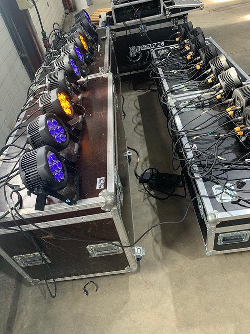PROJECTEUR PAR LED IRIDIUM 710 PRO