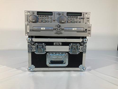 Double lecteur CD JB systems