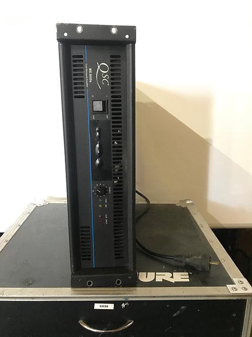 Amplificateur  QSC MX300A