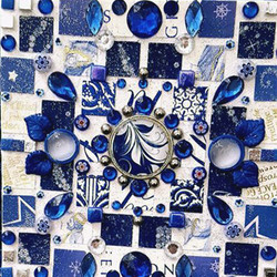 #Treasure Tile Detail - Delft