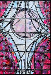 Pink Window_