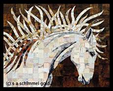 Schimmel Horse_