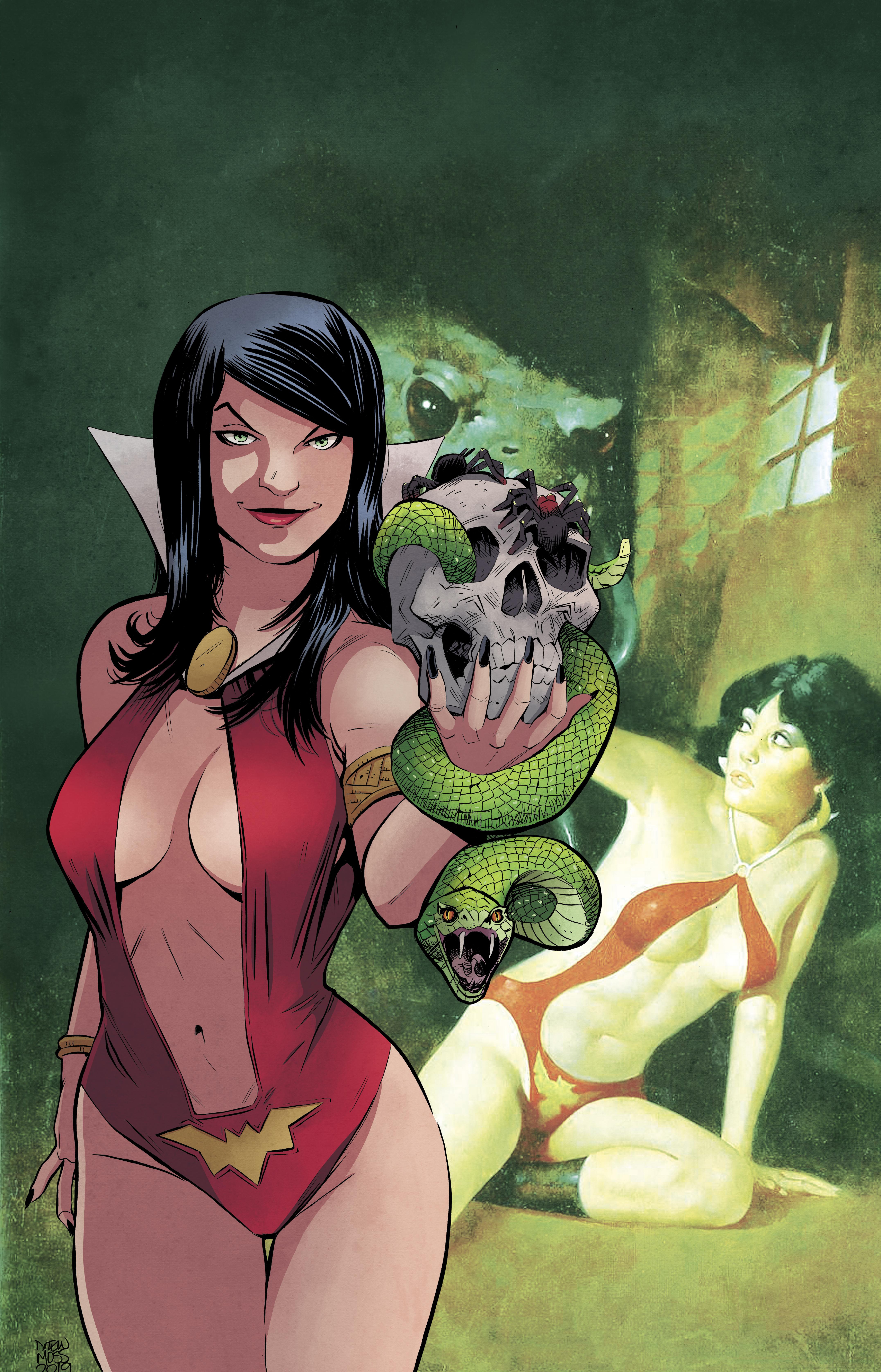 Vampirella Red Sonja 05