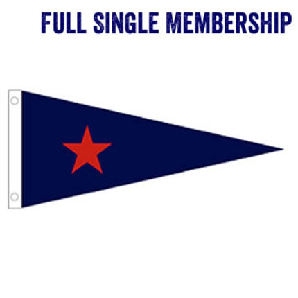 Full Single Membership