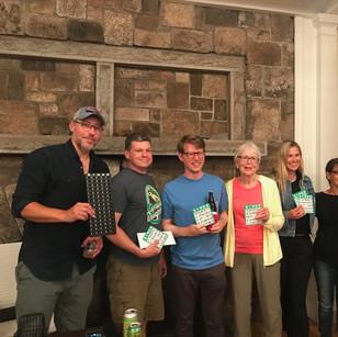 Bingo Night Winners!