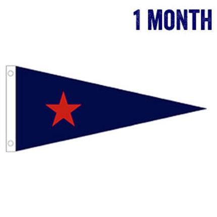 Full Single Membership - 1 Month