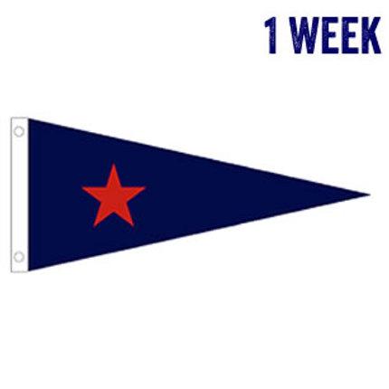 Full Single Membership - 1 Week