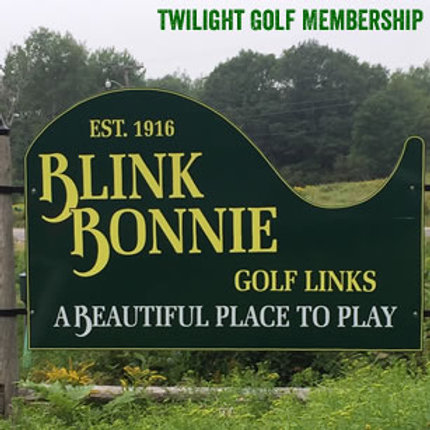 Twilight Golf Membership