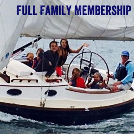 Full Family Membership