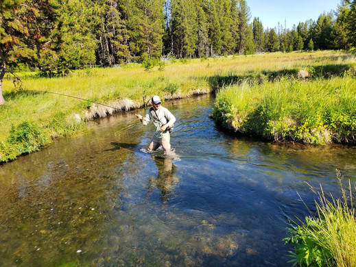 7 Ways to Become a Better Steward for the Places You Fly Fish