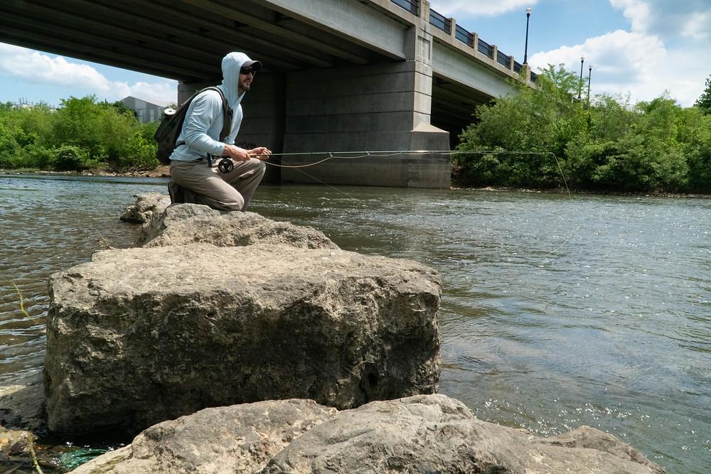 Urban Fly Fishing