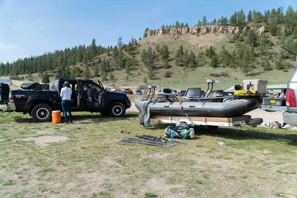 Planning for a Smith River trip