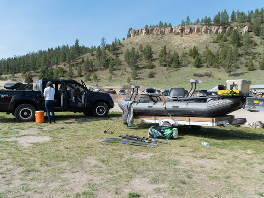 Gear and Equipment Tips for a DIY Multi-Day Fly Fishing Float Trip