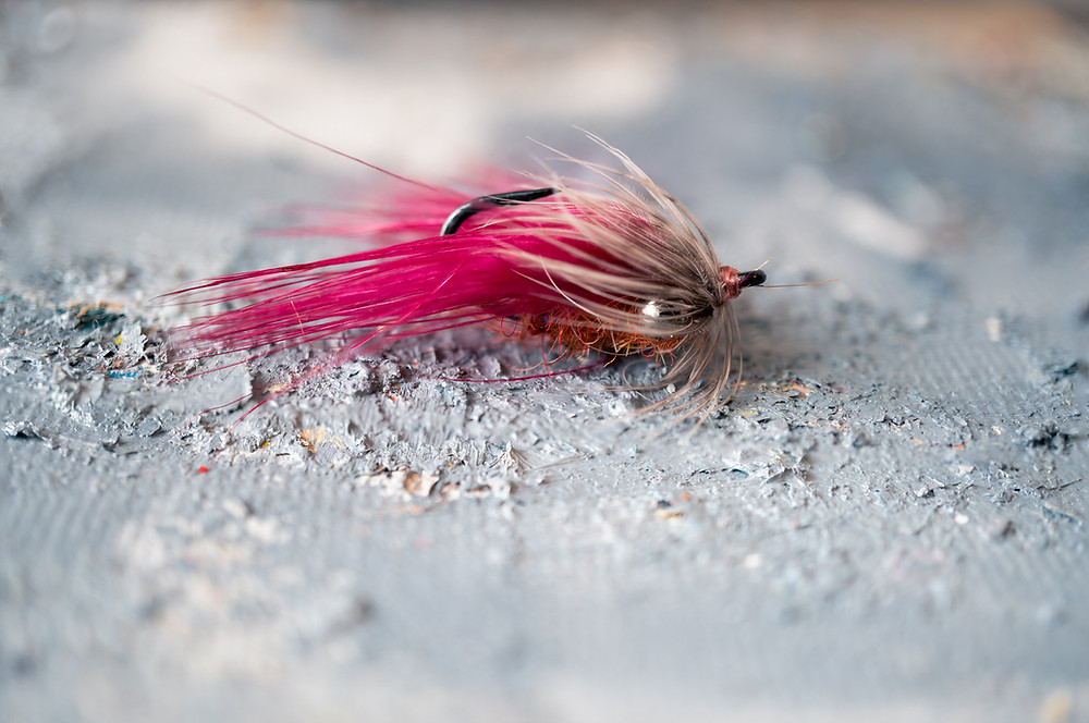 fly tying what is marabou