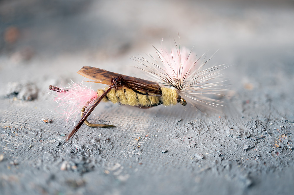 fly tying patterns using pheasant tails