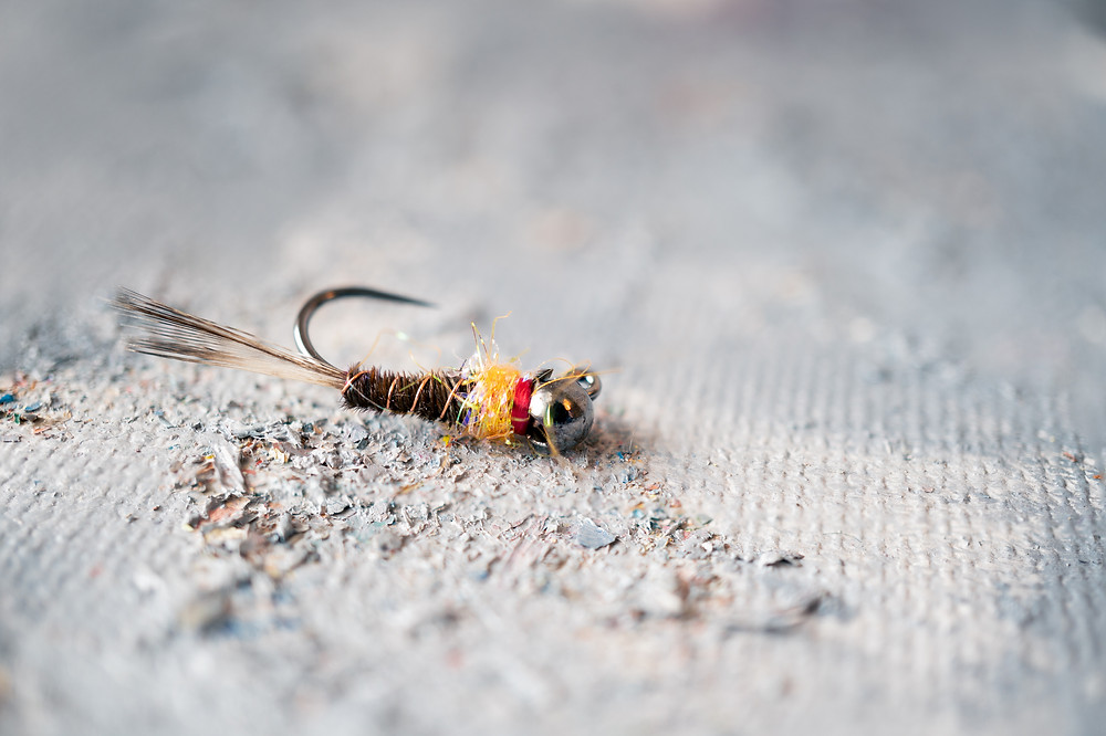 fly tying what is CDL