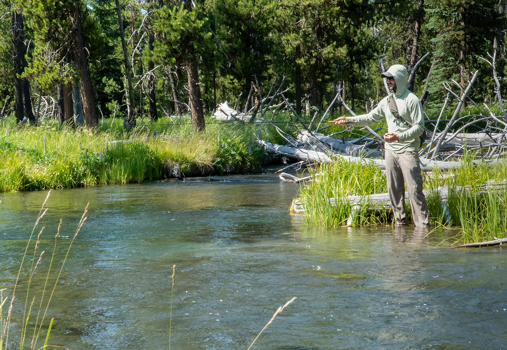 Fly Fishing with Soft Hackles