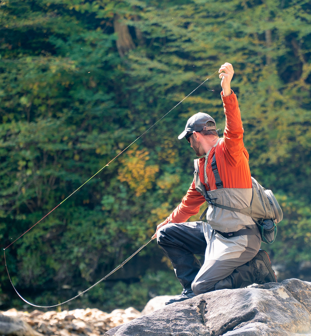 Fly Fishing the West Virginia Backcountry