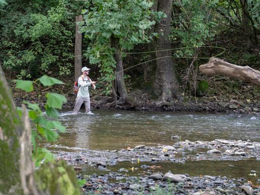 Scioto River, Fly Fishing in Columbus, Ohio