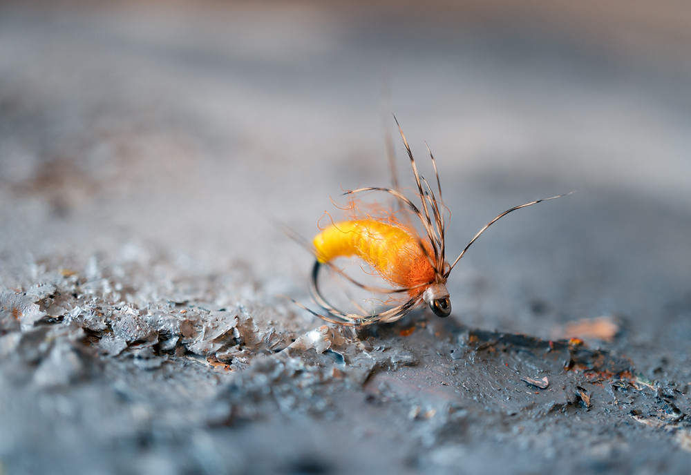 fly tying partridge alternative