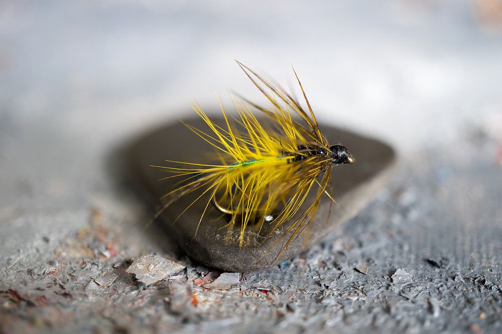 How to Fly Fish with Wet Flies