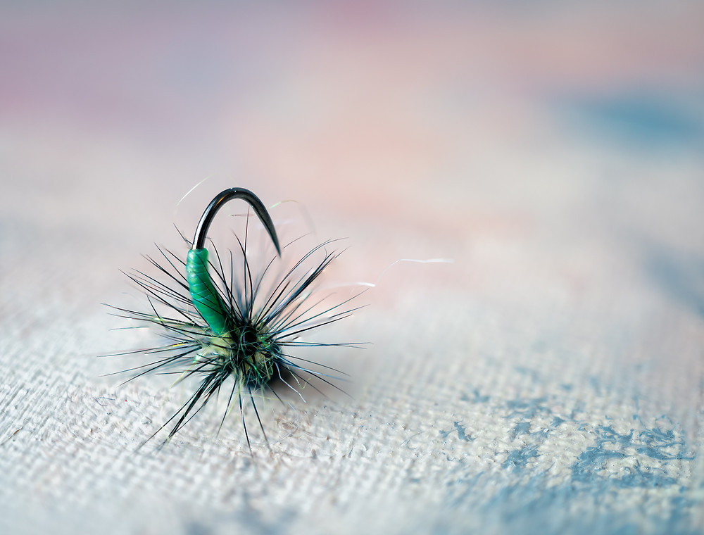 fly tying what is dry fly hackle