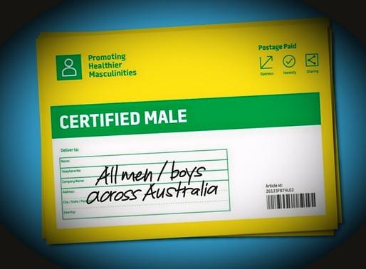 Many Ways To Be A Man