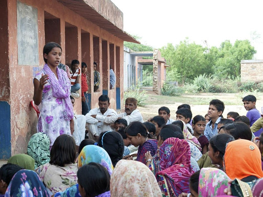 Payal Jangid - Fighting For Children Rights One Village At A Time