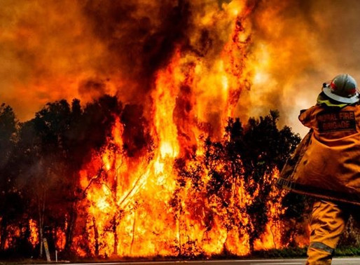 Forever Grateful for our Firies