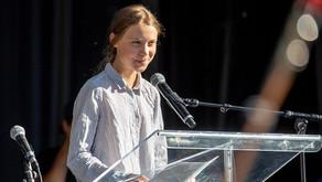 Greta Thunberg- Our Climate Change Warrior