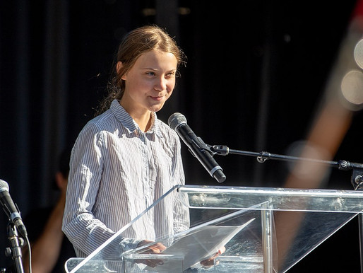 Greta Thunberg- Our Climate Change Warrior