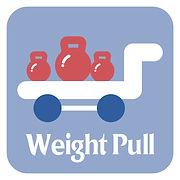 Weight Pull Logo