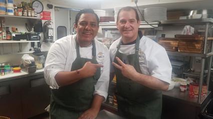 Chef-happy!