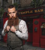 'Dublin Doorman' by William Allen ( 12 marks )