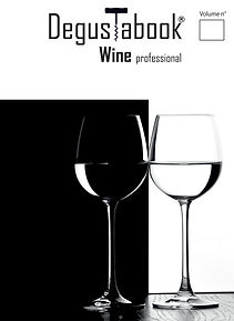 Copertina Degustabook Wine Professional