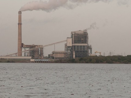 UPDATE: Gibbons Creek Coal-Power Plant