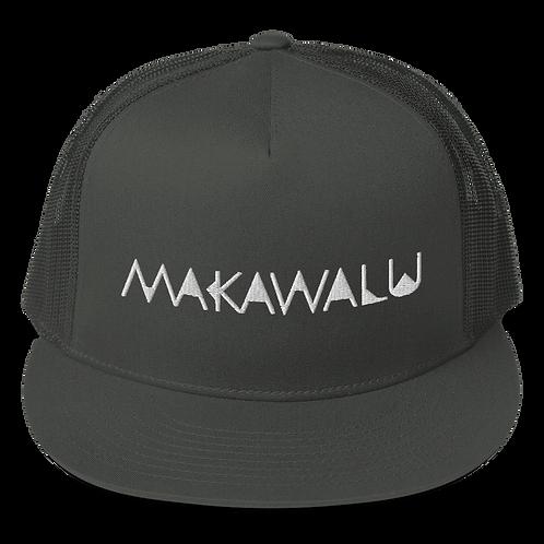 Makawalu Mesh Back Snapback
