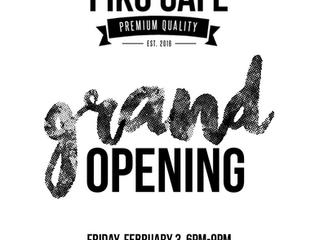 Piko Cafe celebrates grand opening