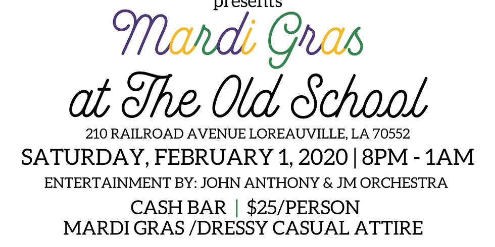 Mardi Gras At The Old School