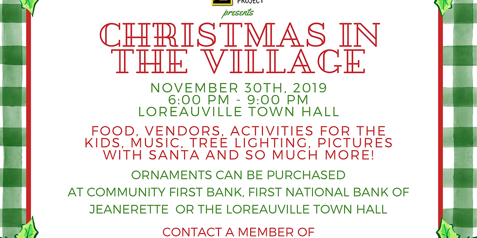 2nd Annual Christmas in the Village