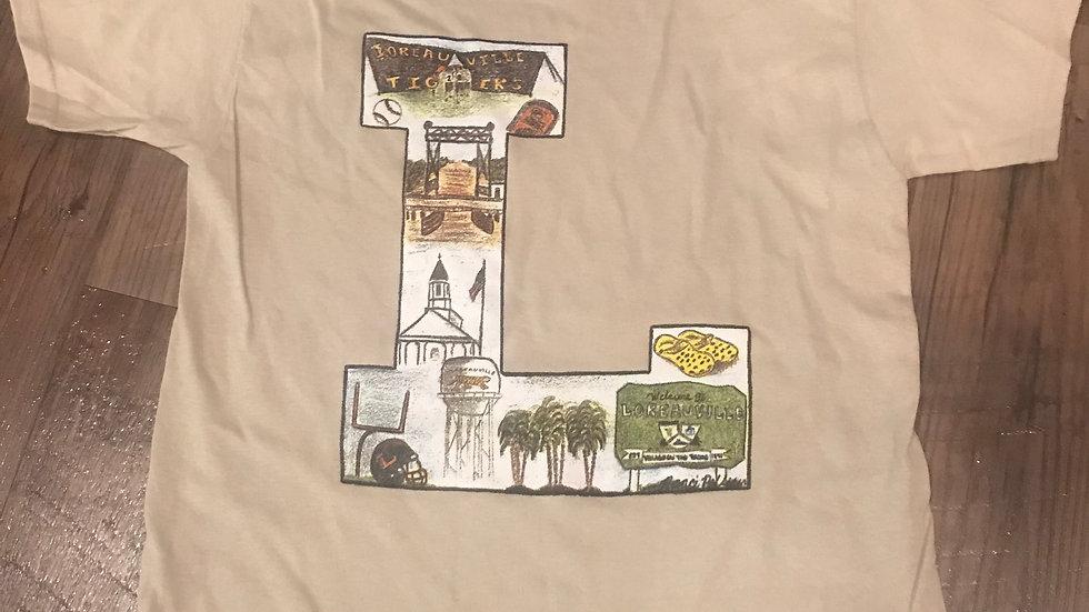 2019 Loreauville Short Sleeve Tshirt