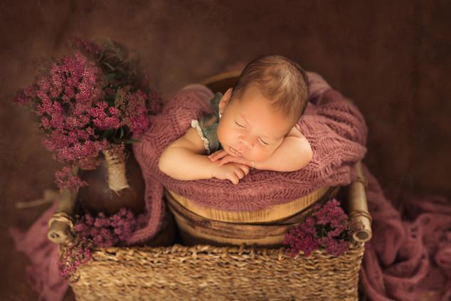 Sesja zdjęciowa noworodkowa Chełm lubelskie