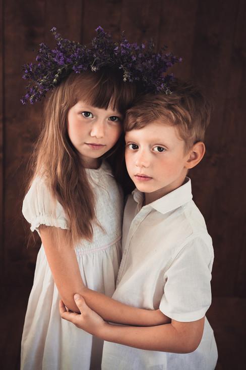 Plenerowa sesja dziecięca Chełm lubelskie