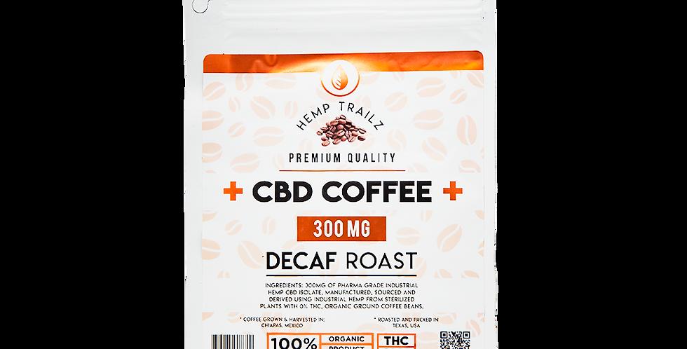 Decaf Roast CBD Coffee
